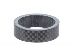 "PRO-T Spacer PRO-T Plus 1-1/8"" carbon 10mm"